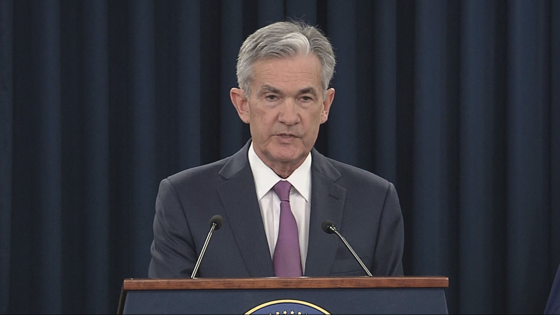 鮑威爾對疫情反彈感憂慮 稱美經濟未來幾個月仍面挑戰