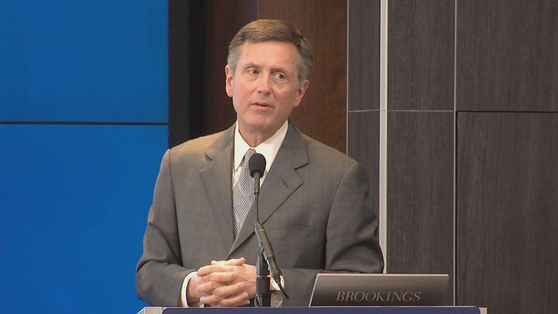 聯儲局副主席克拉里達料美經濟下半年反彈