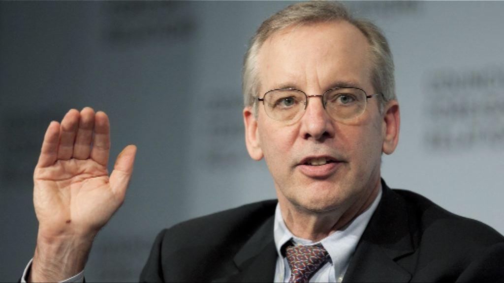 杜德利預計美國通脹中期升至2%局方目標
