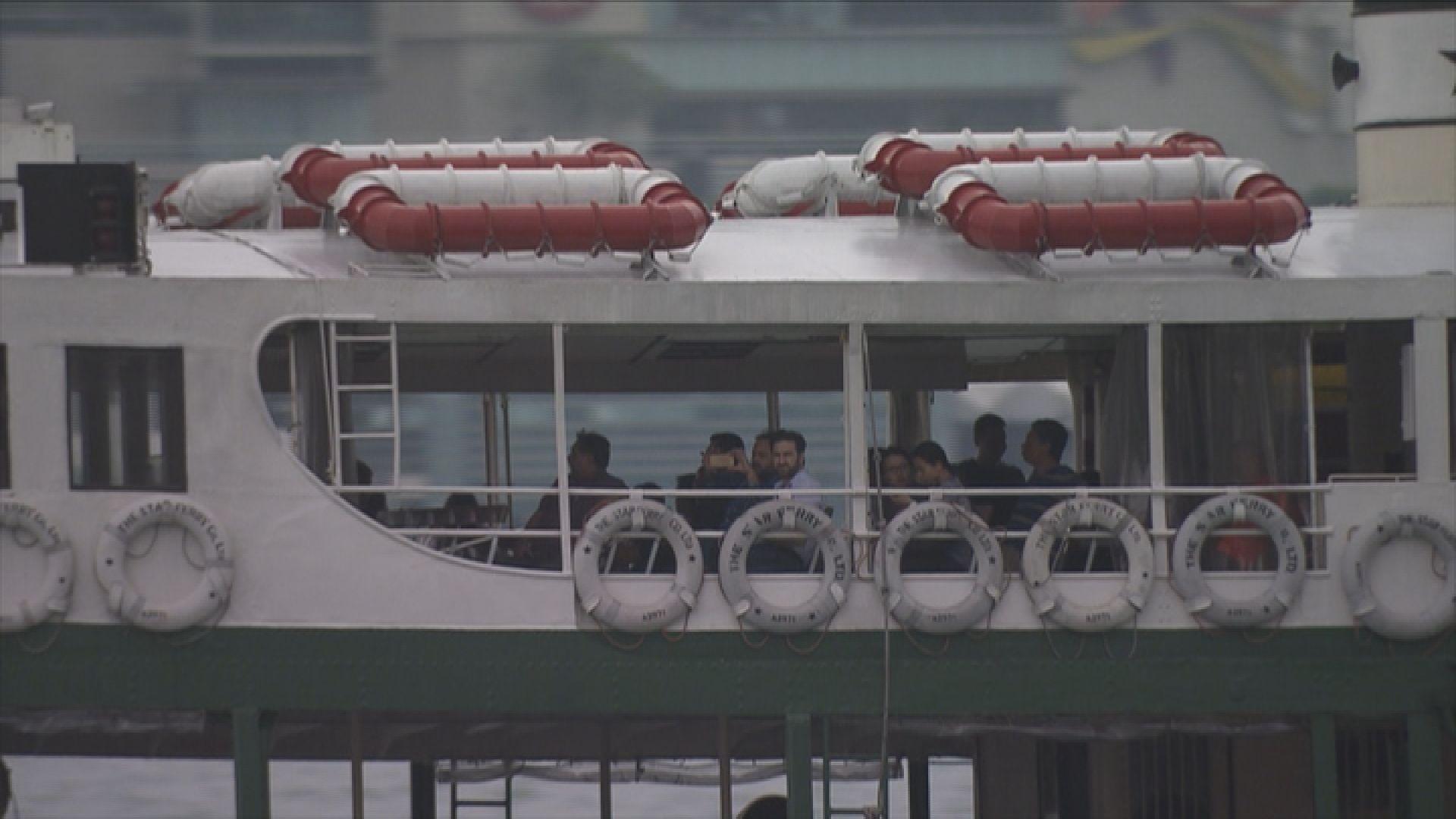 運輸署擬增兩渡輪航線 料明年投入服務