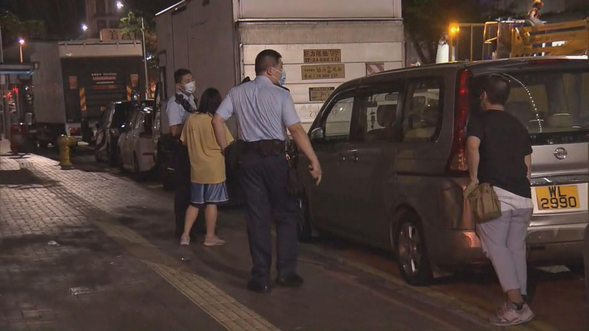 石硤尾邨發生遇襲案六人輕傷送院
