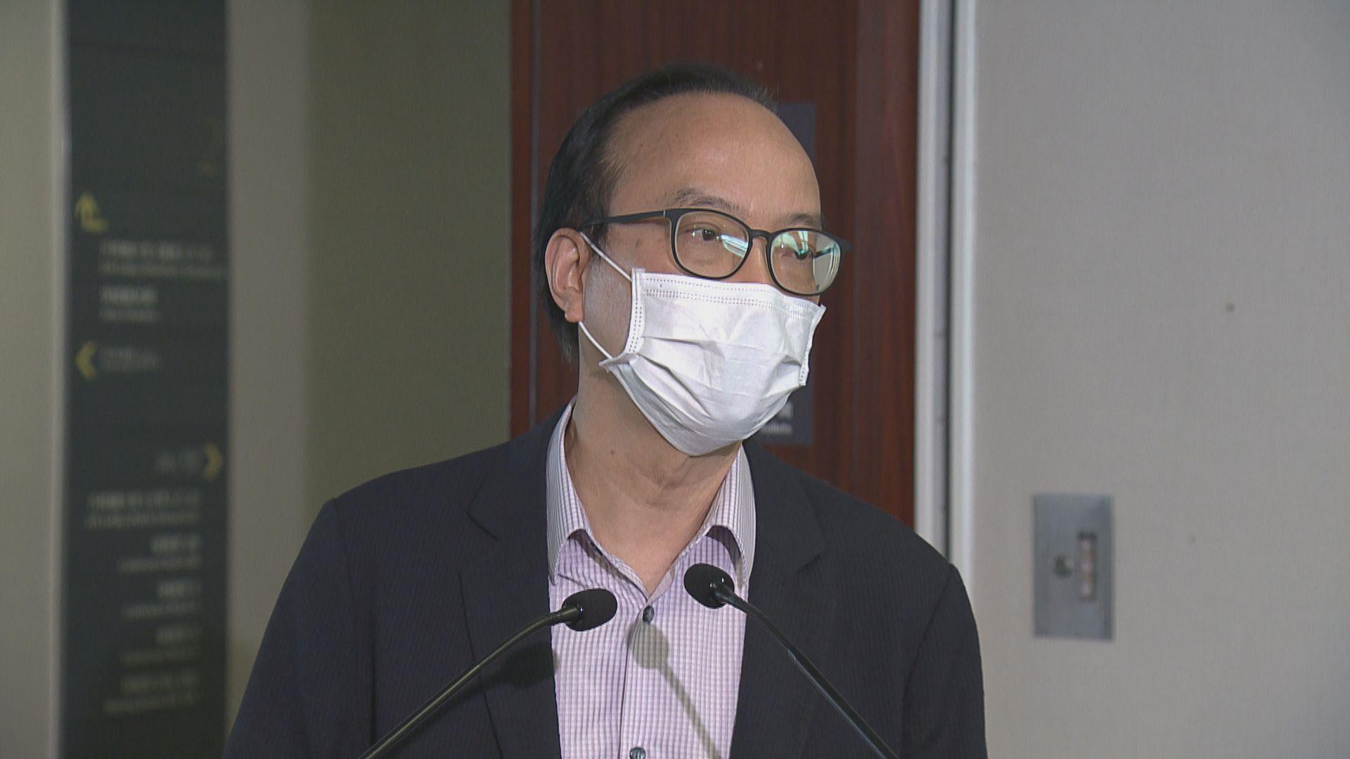 馬逢國:政府應解說清楚電檢條例指引