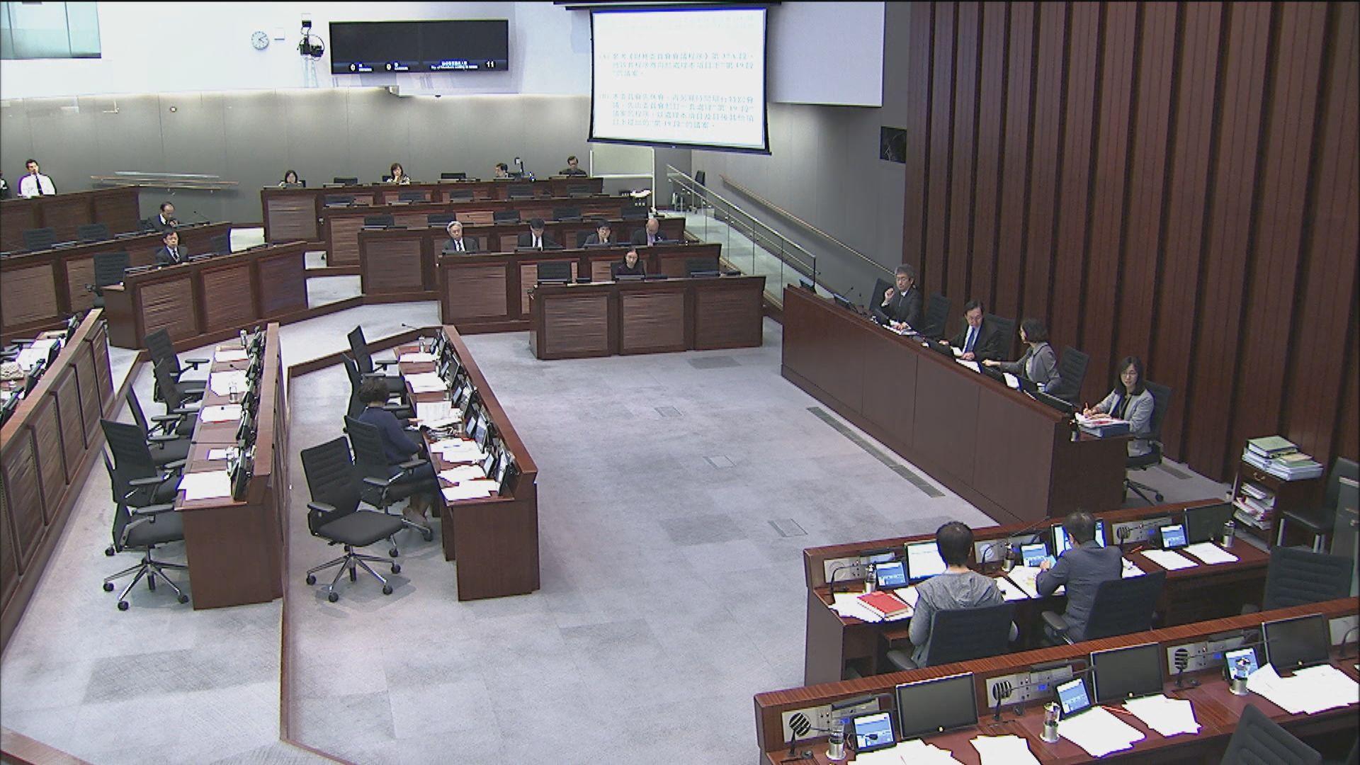 財委會未完成審議公務員加薪撥款申請