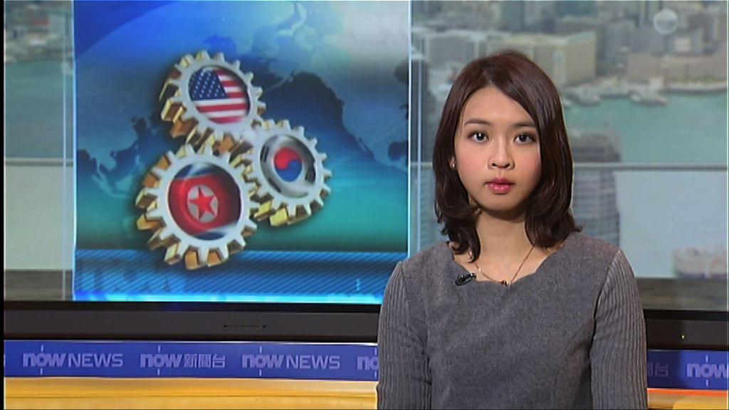 美國及兩韓代表芬蘭非正式會談