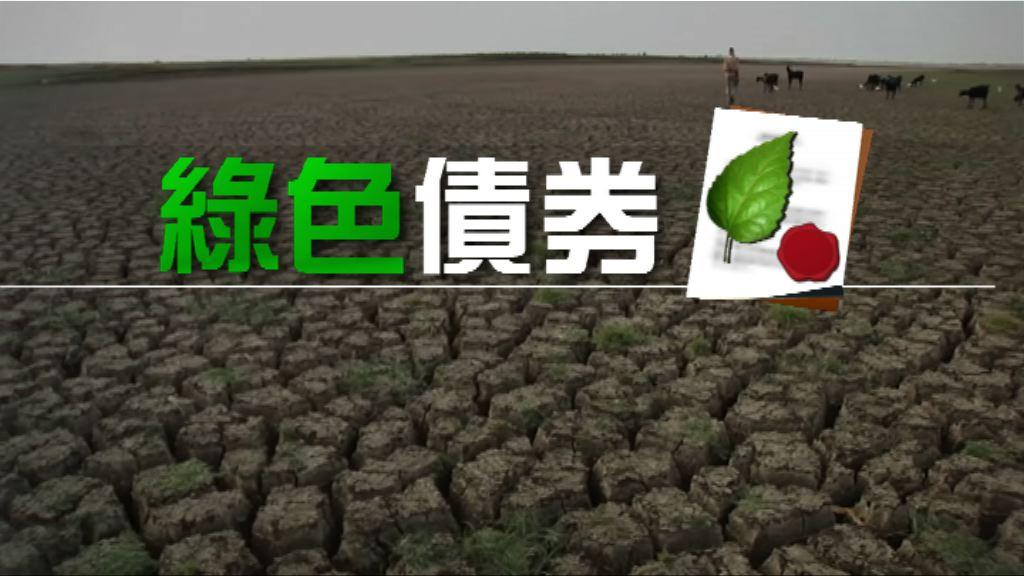 【財經智庫】「綠綠無窮」綠色債券