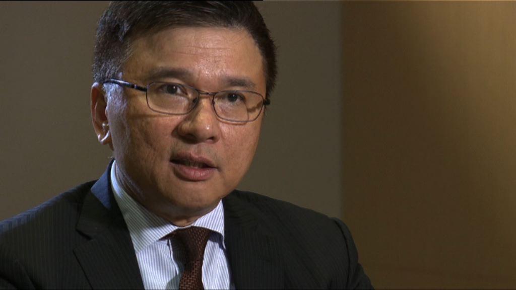 陳家強:金融市場及樓市風險上升