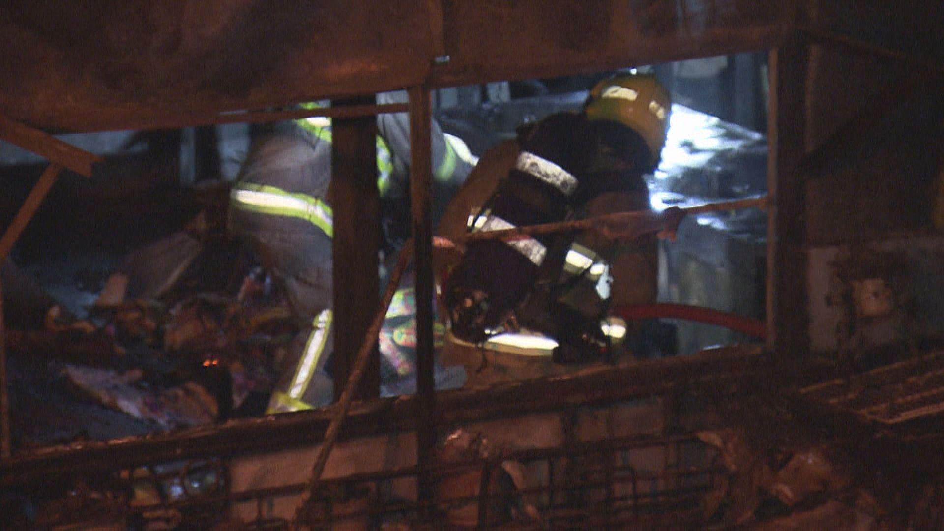 香港仔大聖法藏廟起着火無人傷
