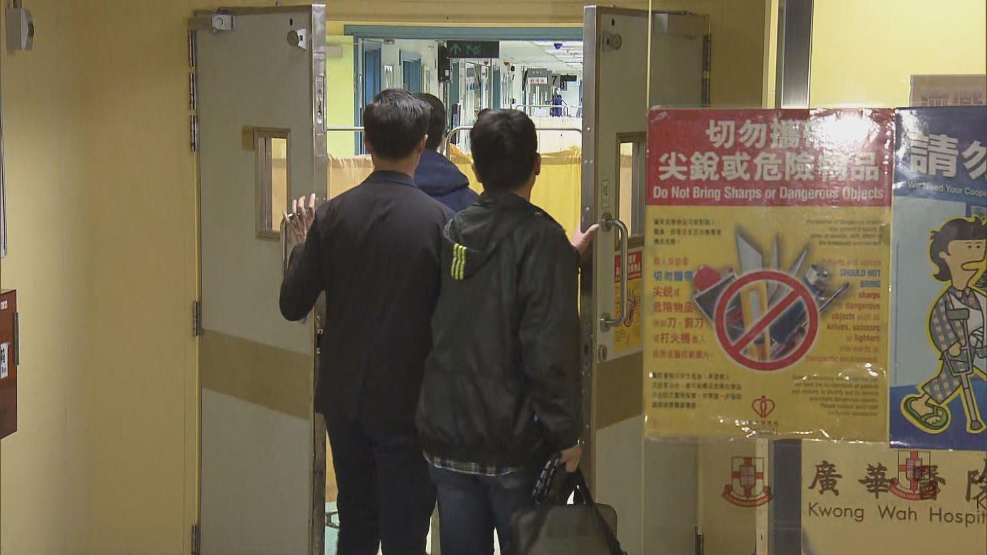 油麻地開槍案 遇襲的超市經理情況穩定