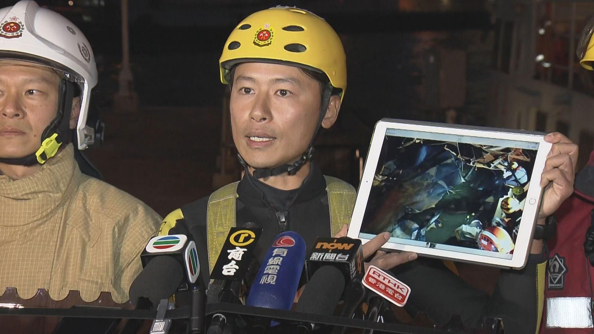 消防指起火運油船失蹤船員或掉進船艙