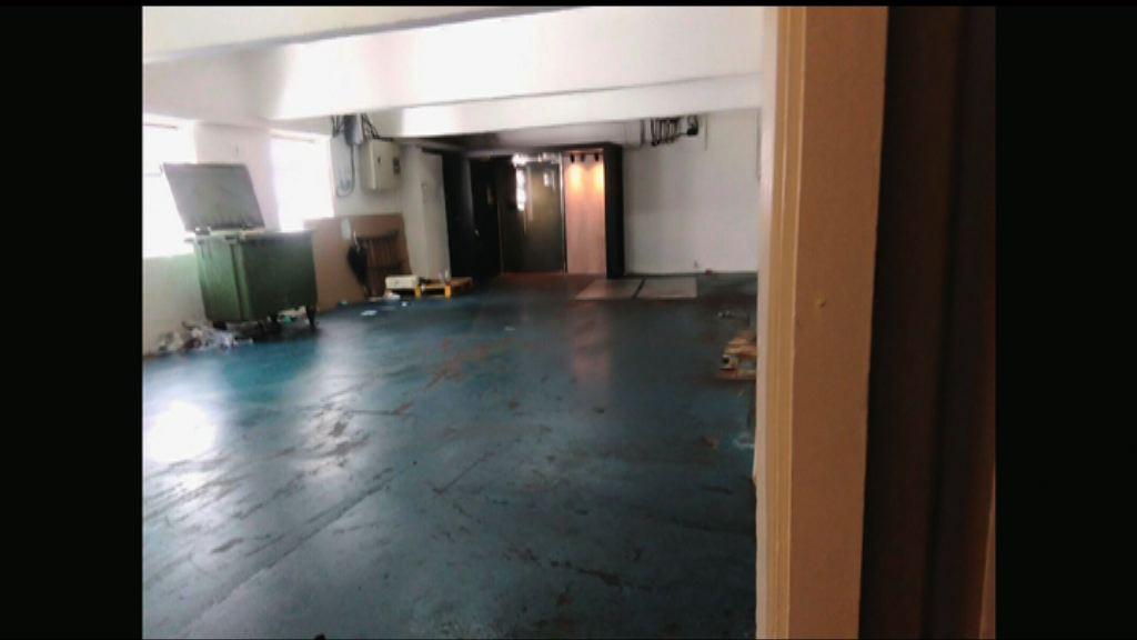 警方續查葵涌工廈火警 暫未知確實起火原因