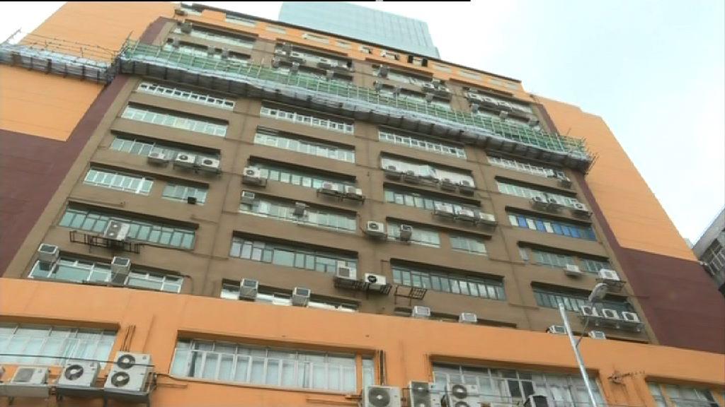新蒲崗舊式工廈存消防隱患