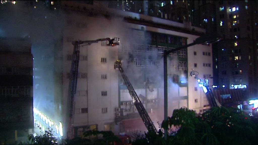政府向殉職消防分別發放逾四百萬元援助