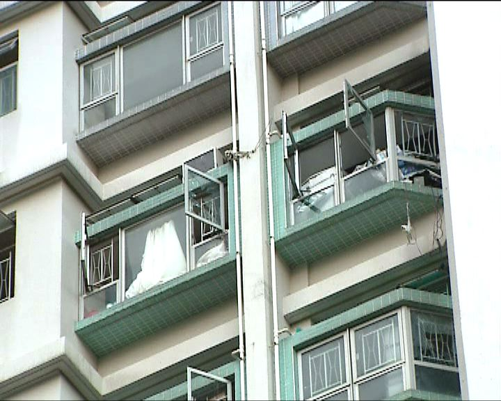 石硤尾邨氣體洩漏案 六名消防員危殆