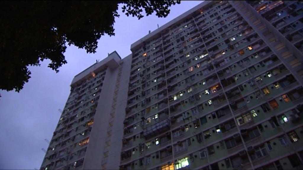 寶林邨火警一死 消防指起火無可疑