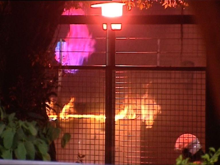 東涌逸東邨火警逾百人疏散
