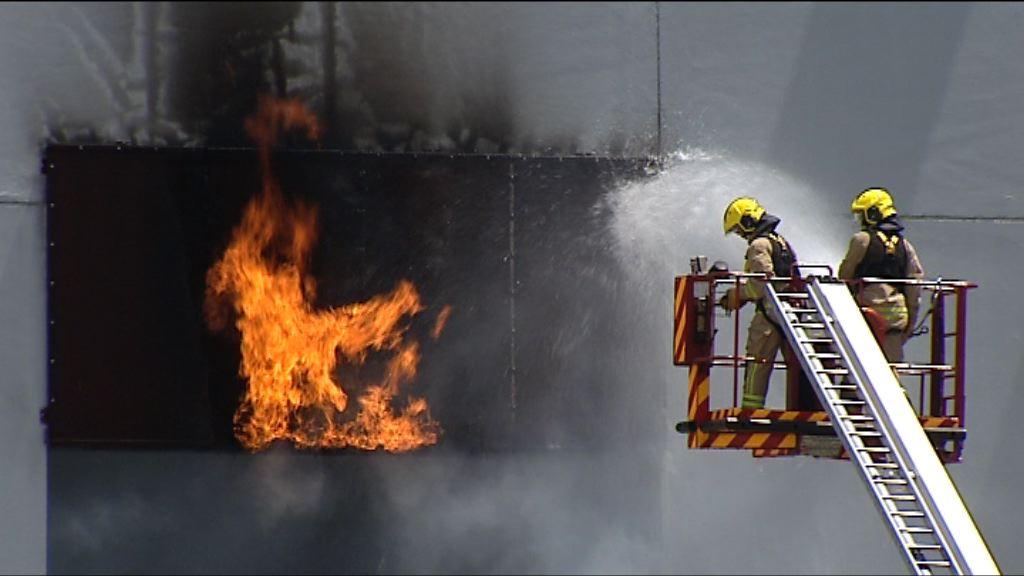 公務員事務局:消防處職系架構檢討研究需時