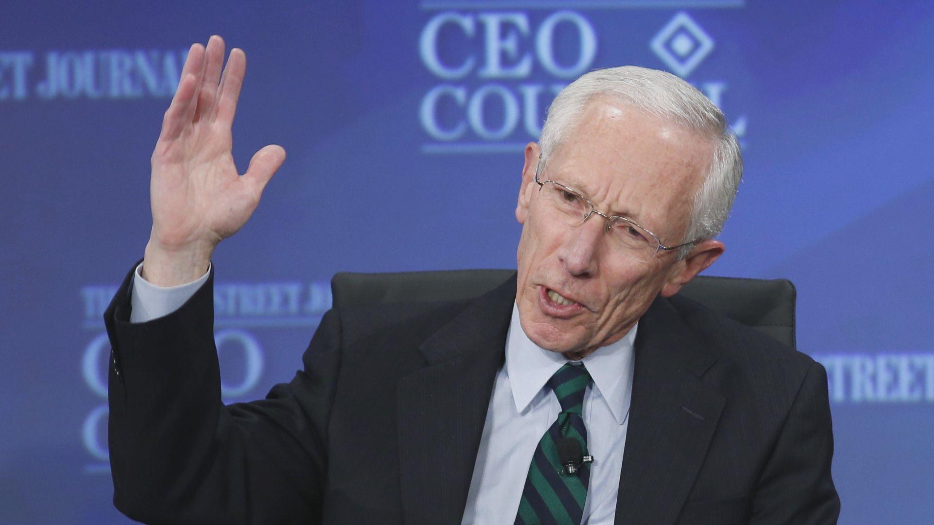 費希爾:特朗普若連任 鮑威爾無望連任主席