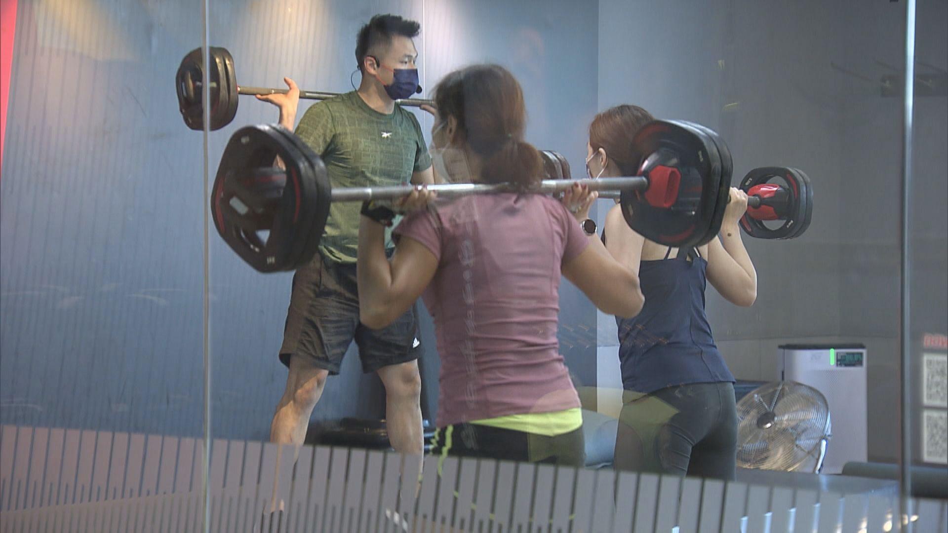 健身業界推認證計劃規定場內鮮風量等 盼增市民信心