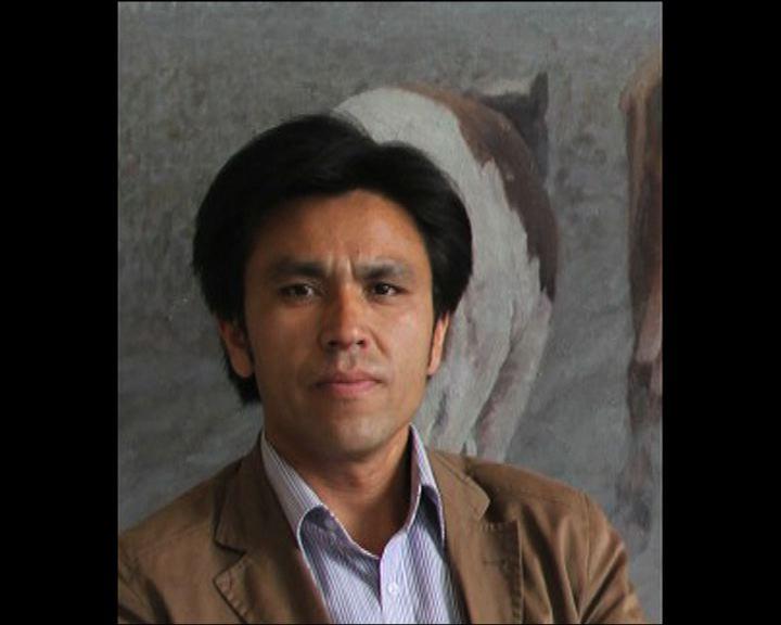 馬航乘客包括新疆藝術家