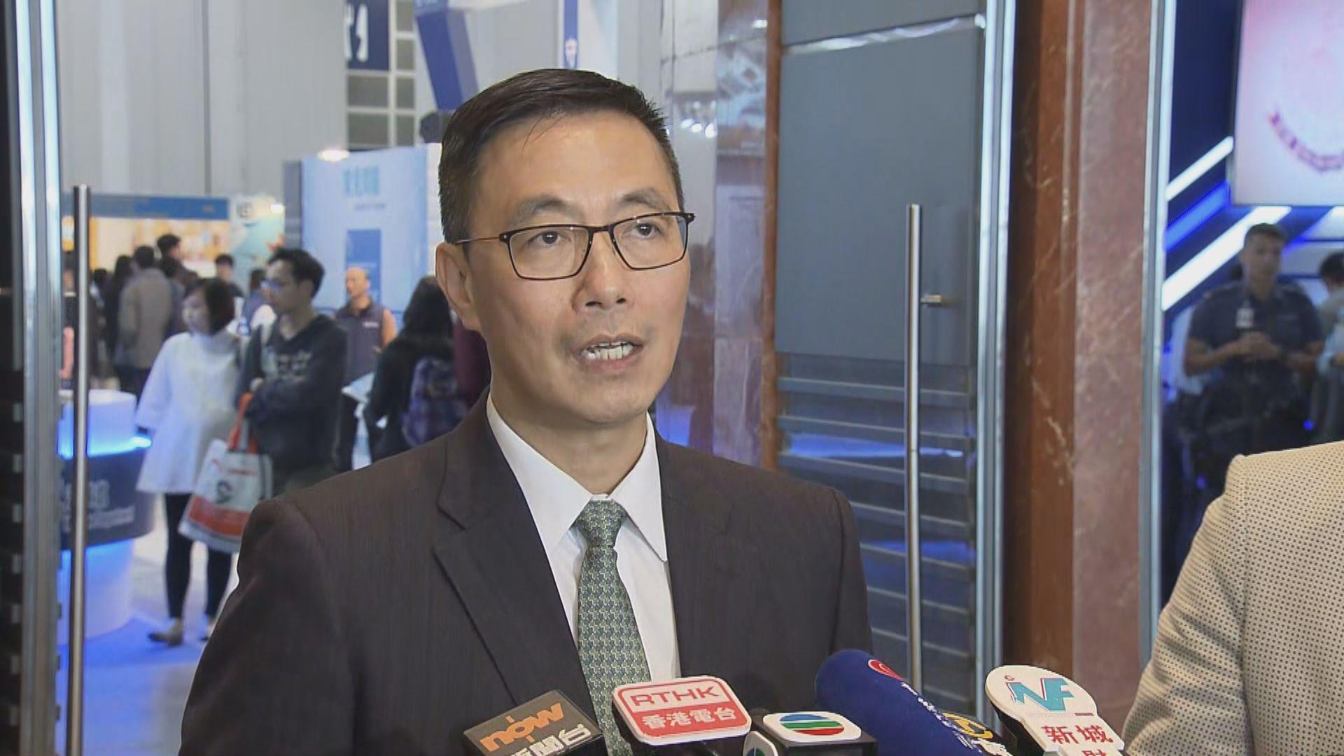 楊潤雄:停課時校舍仍須開放照顧有需要學生
