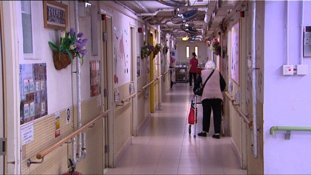 安老院指設施及人手不足成流感隱患