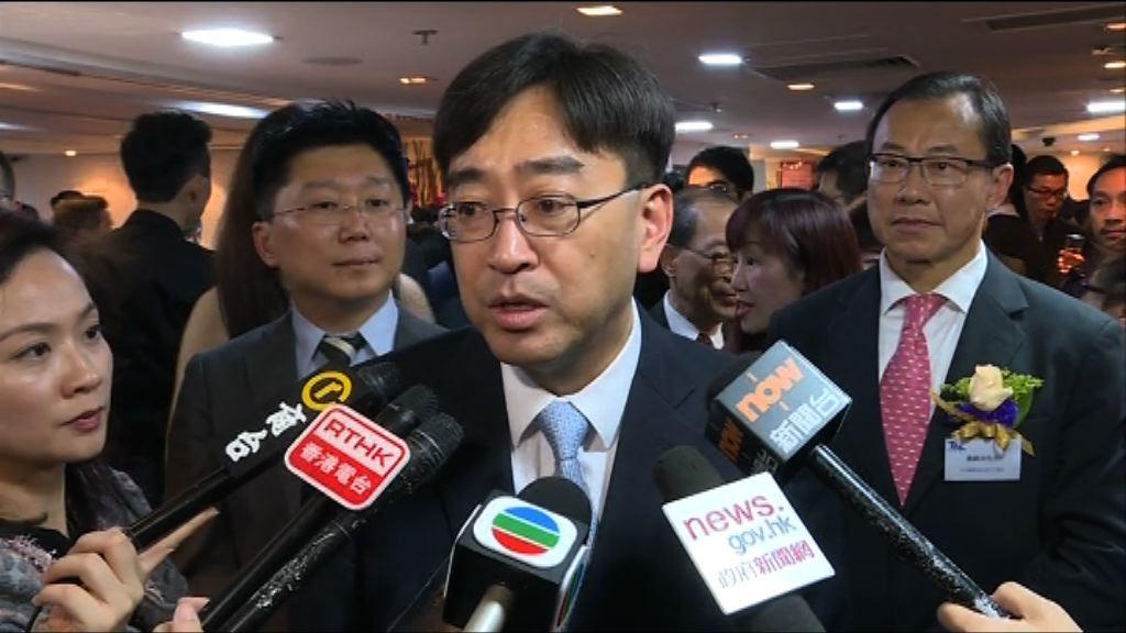 高永文:周邊國家爆發禽流感情況不尋常