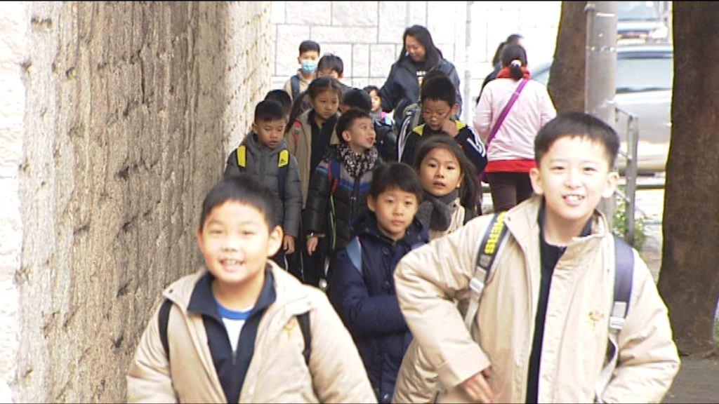 今年流感爆發個案逾八成在幼稚園及小學