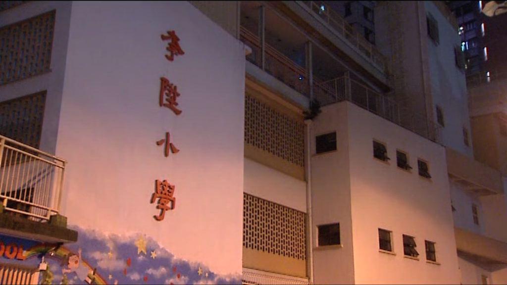西營盤李陞小學爆發甲型流感