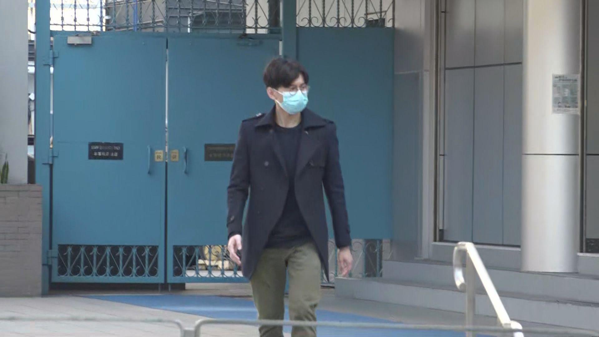 方仲賢涉管有攻擊性武器被捕 下周二西九龍法院提堂