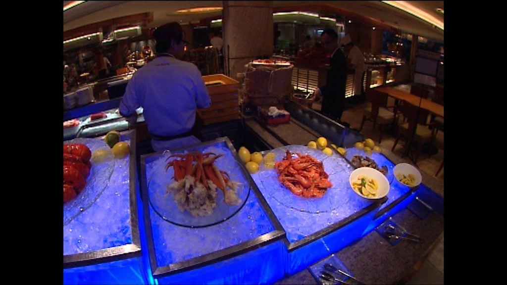24人香格里拉酒店用膳後疑食物中毒