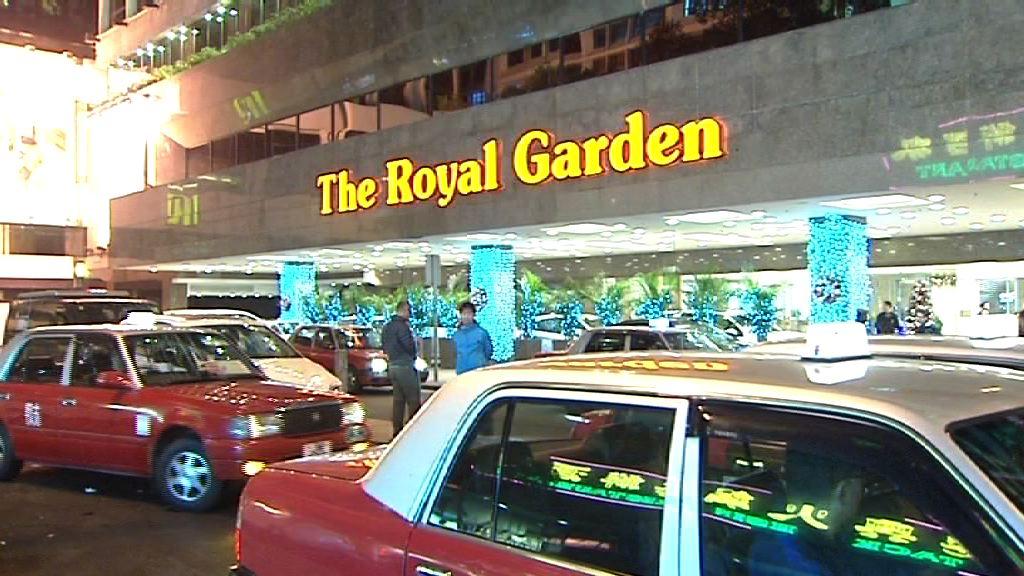 帝苑酒店12人進食後疑食物中毒