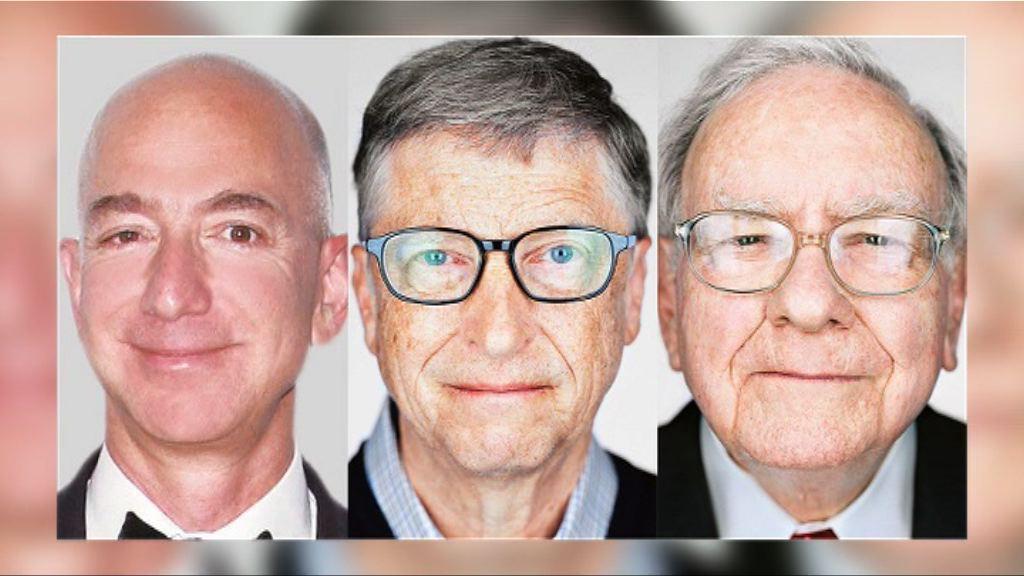 亞馬遜創辦人貝索斯成全球首富