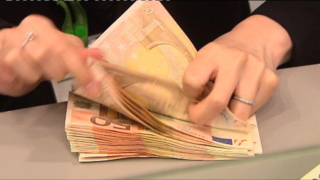 英鎊曾見一周低位 澳元曾跌近1%