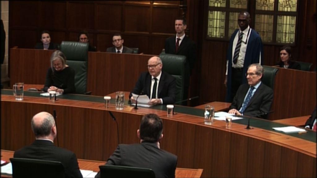 【最高法院裁決】英啟動脫歐程序須國會通過