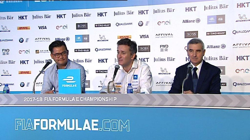 Formula-E入場人次料增至三萬五千人