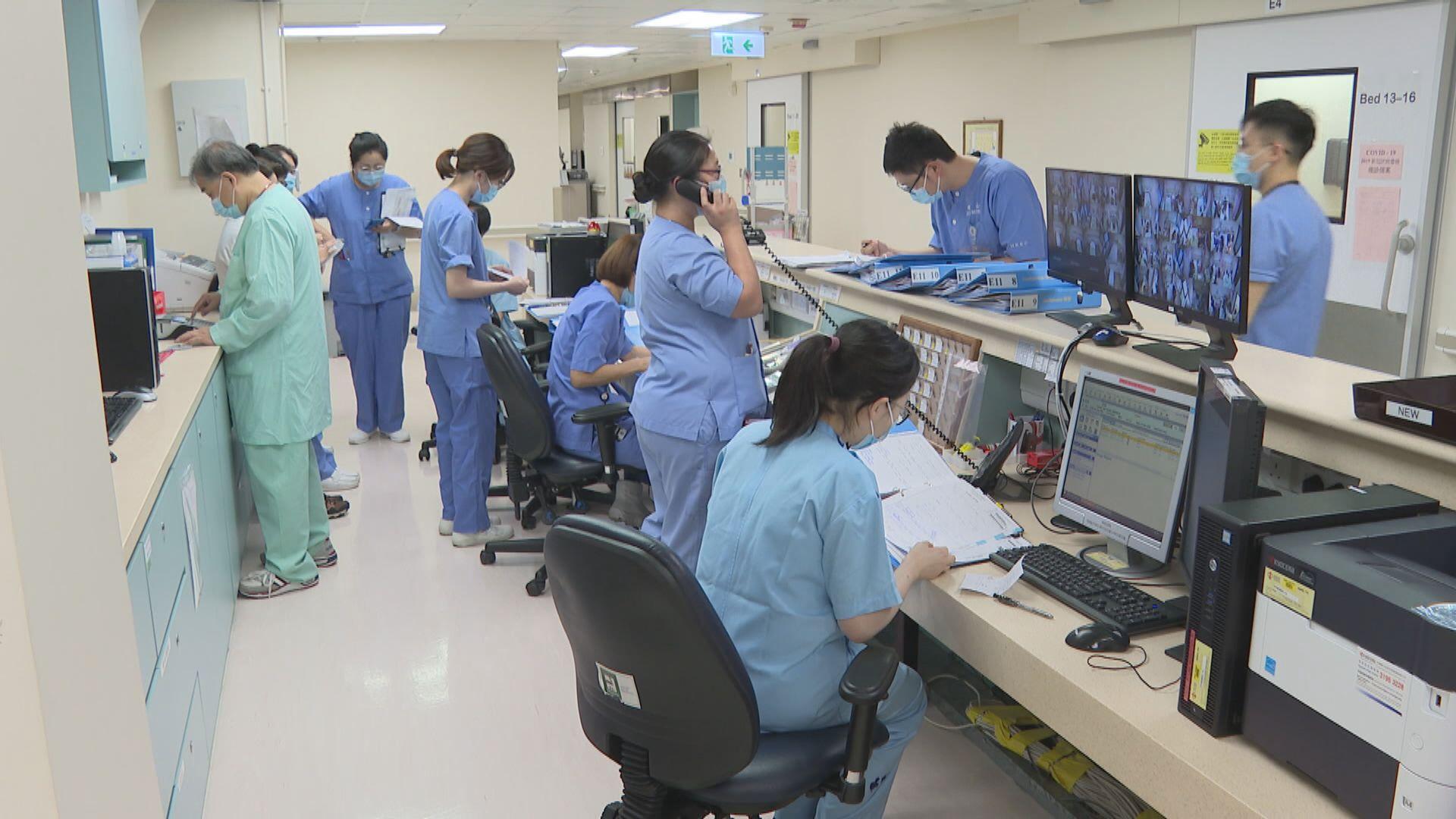 陳肇始:港人專科醫生未必考慮回港執業 需放寬門檻
