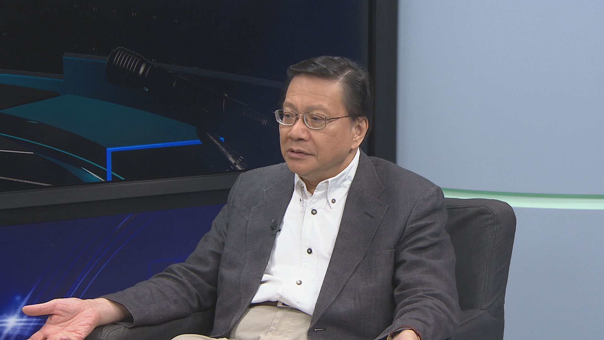 張炳良:政府應增資助自資院校措施