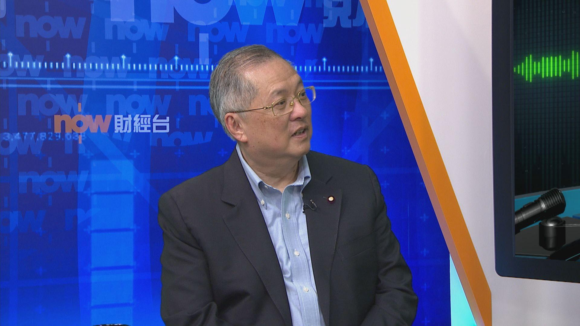 張宇人:不贊成以獨立委員會調查反修例衝突
