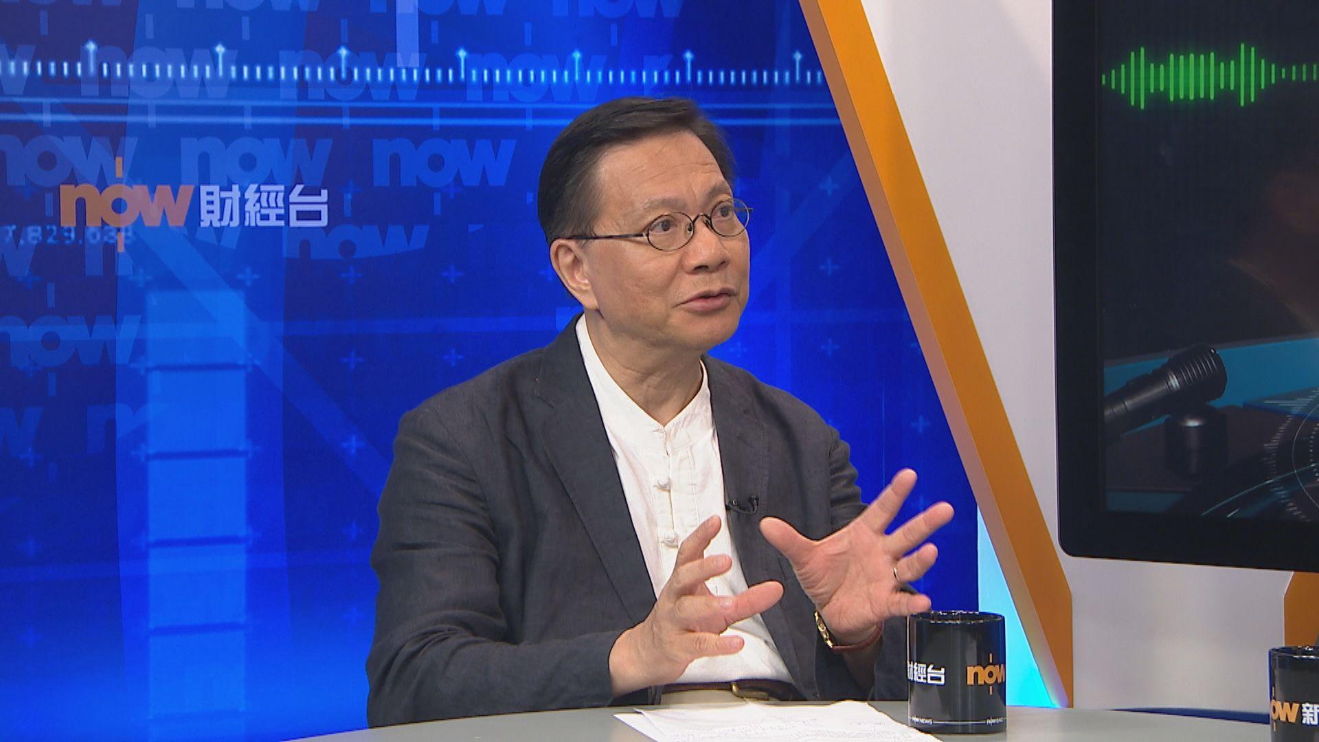 張炳良:政治危機不應由警隊處理