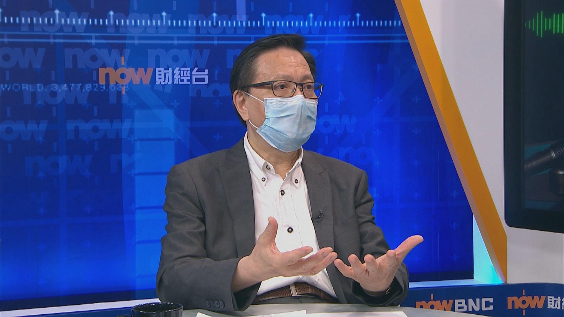 張炳良:問責局需較大改組 過程中立法會不應過份介入