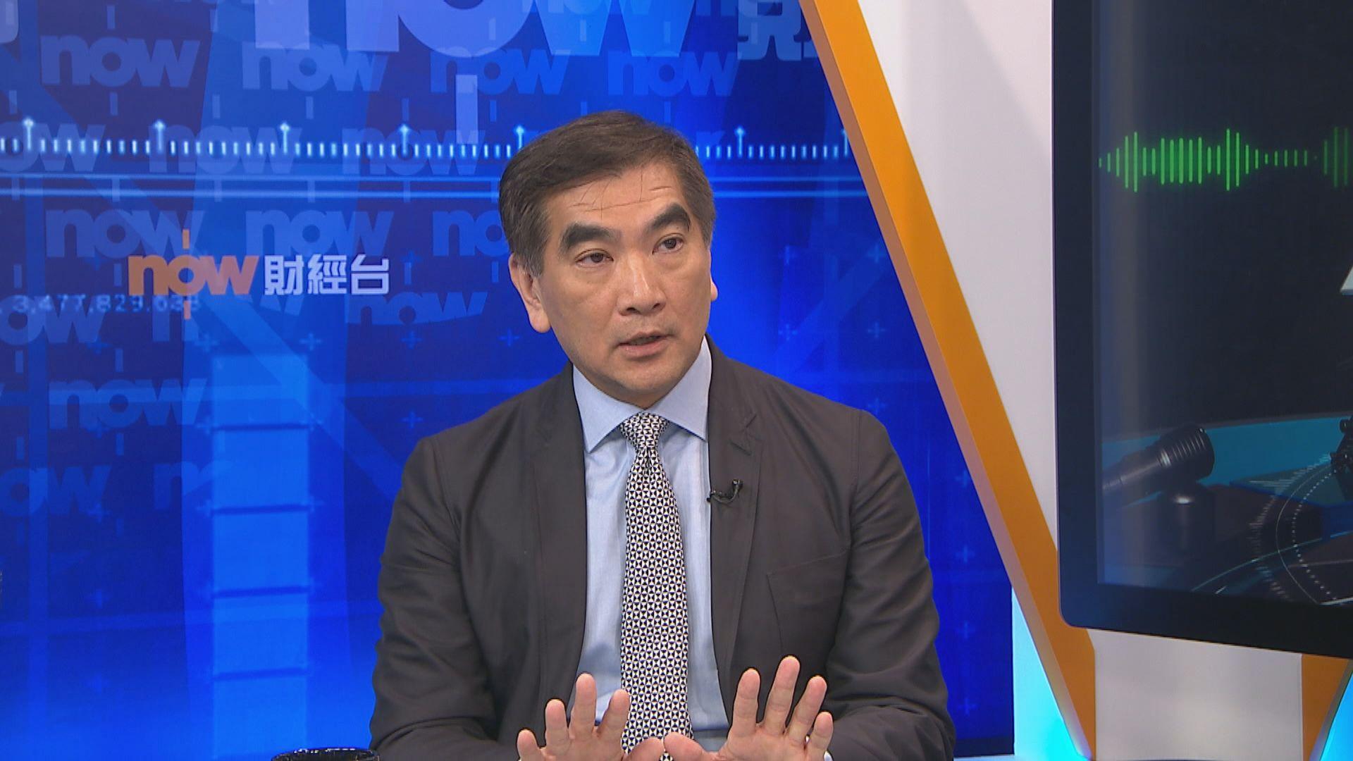 鍾國斌:美國國會議員不希望介入香港事務