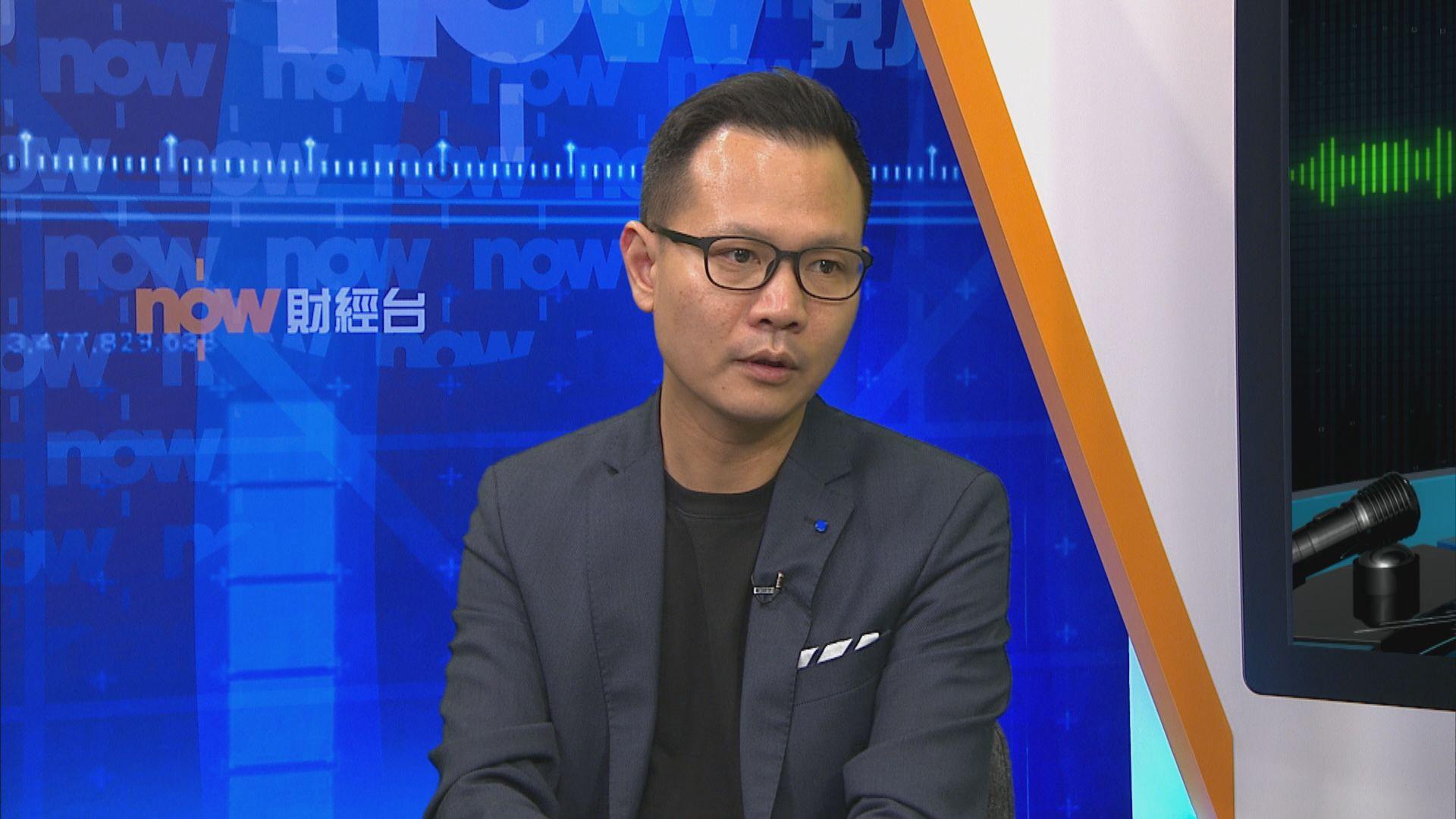 郭榮鏗強調落實逃犯條例非憲制責任
