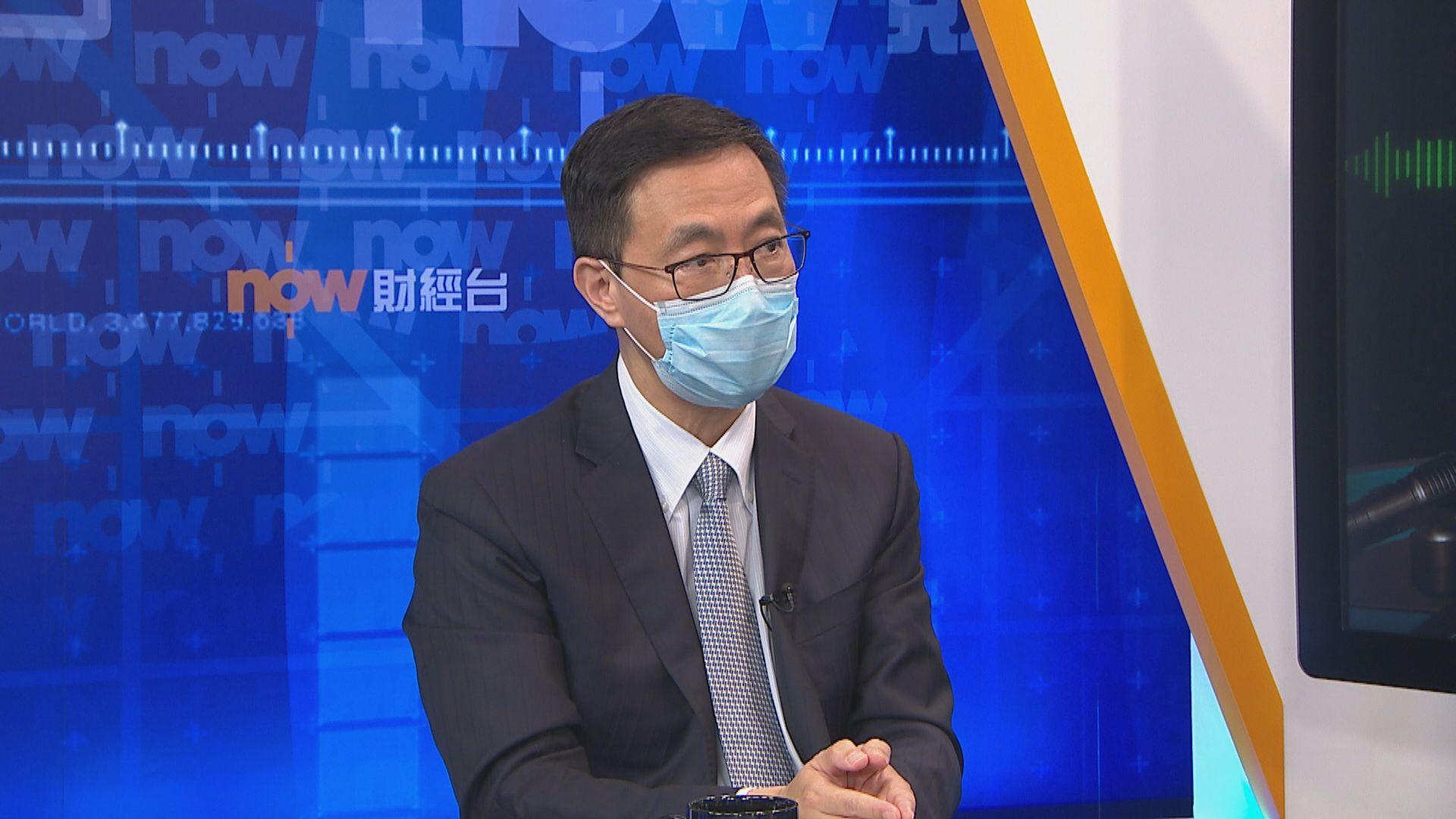 楊潤雄:政治體制以基本法為準 不能簡單以三權分立形容