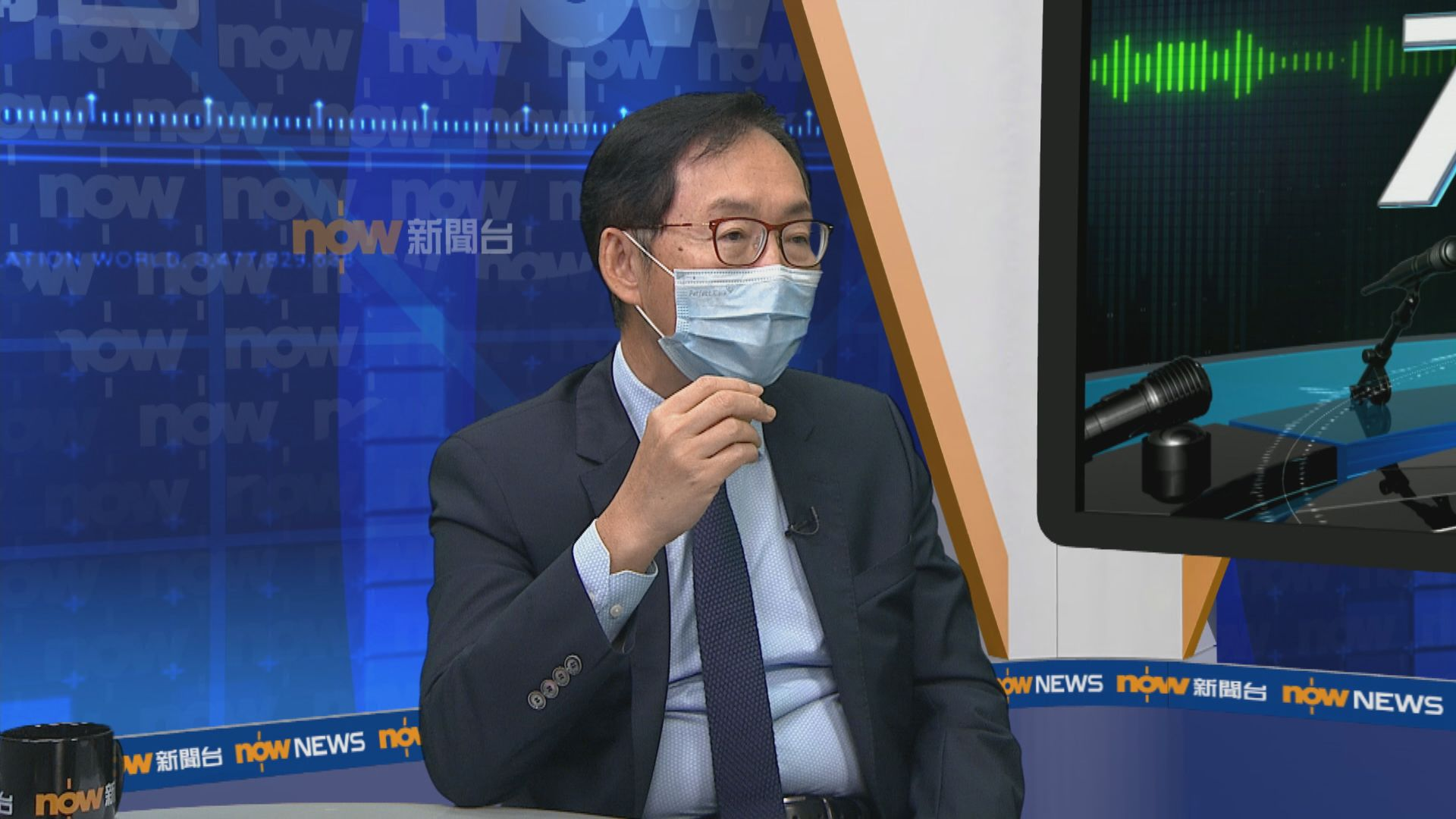 陳健波:爭取本月底完成表決第三輪防疫抗疫基金及抗疫措施撥款申請