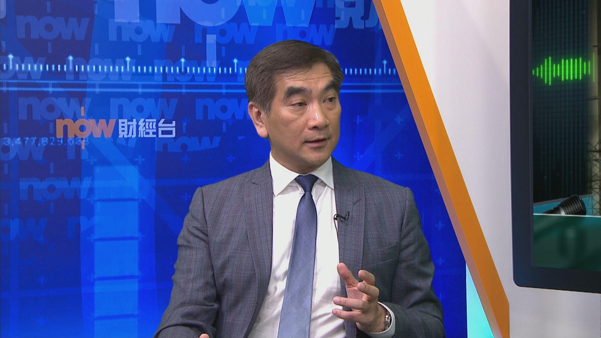 鍾國斌:反修例遊行難令自由黨重演23條倒戈