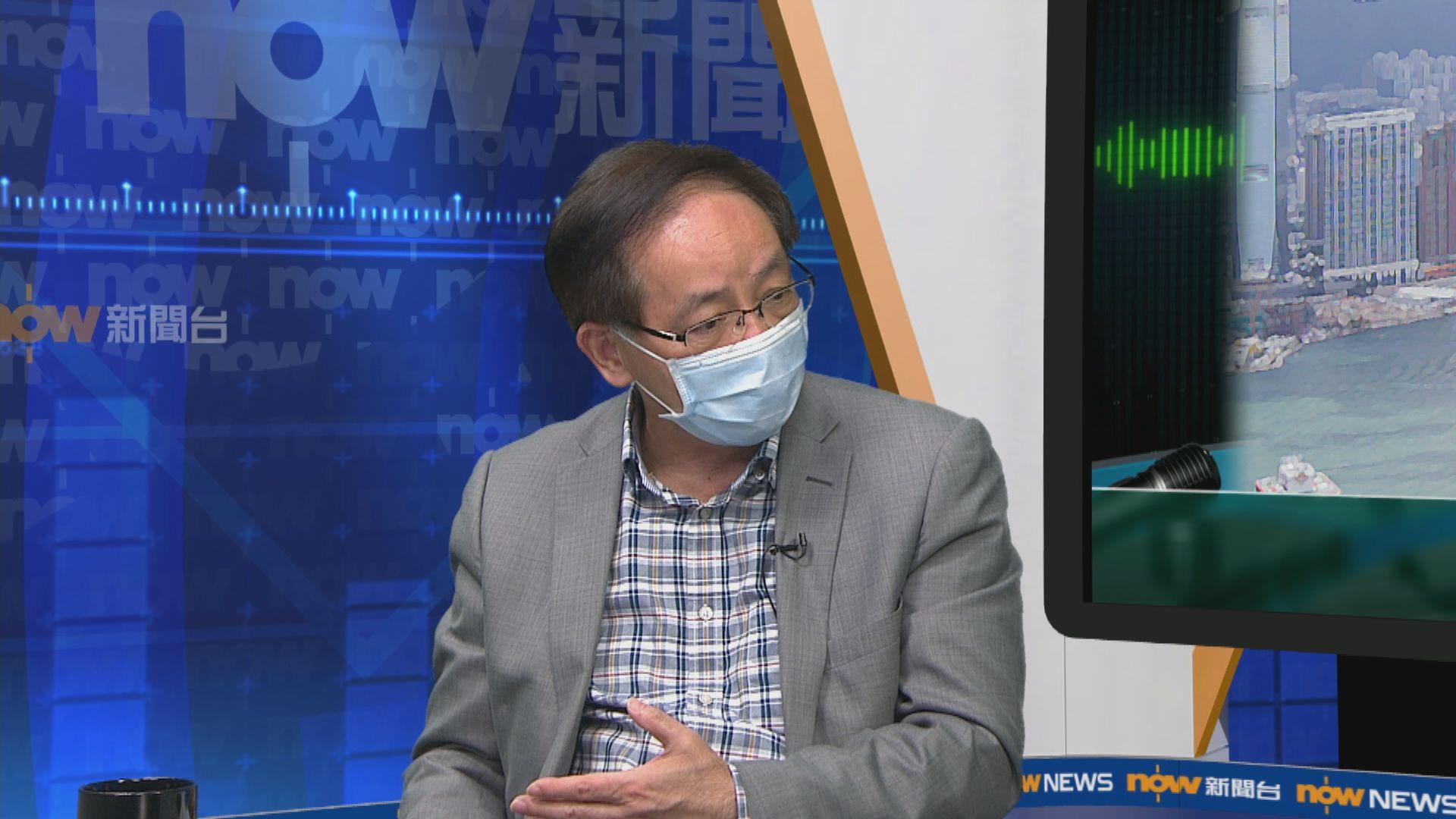 葉國謙:須設專門法庭審理港區國安法 確保法官掌握國情