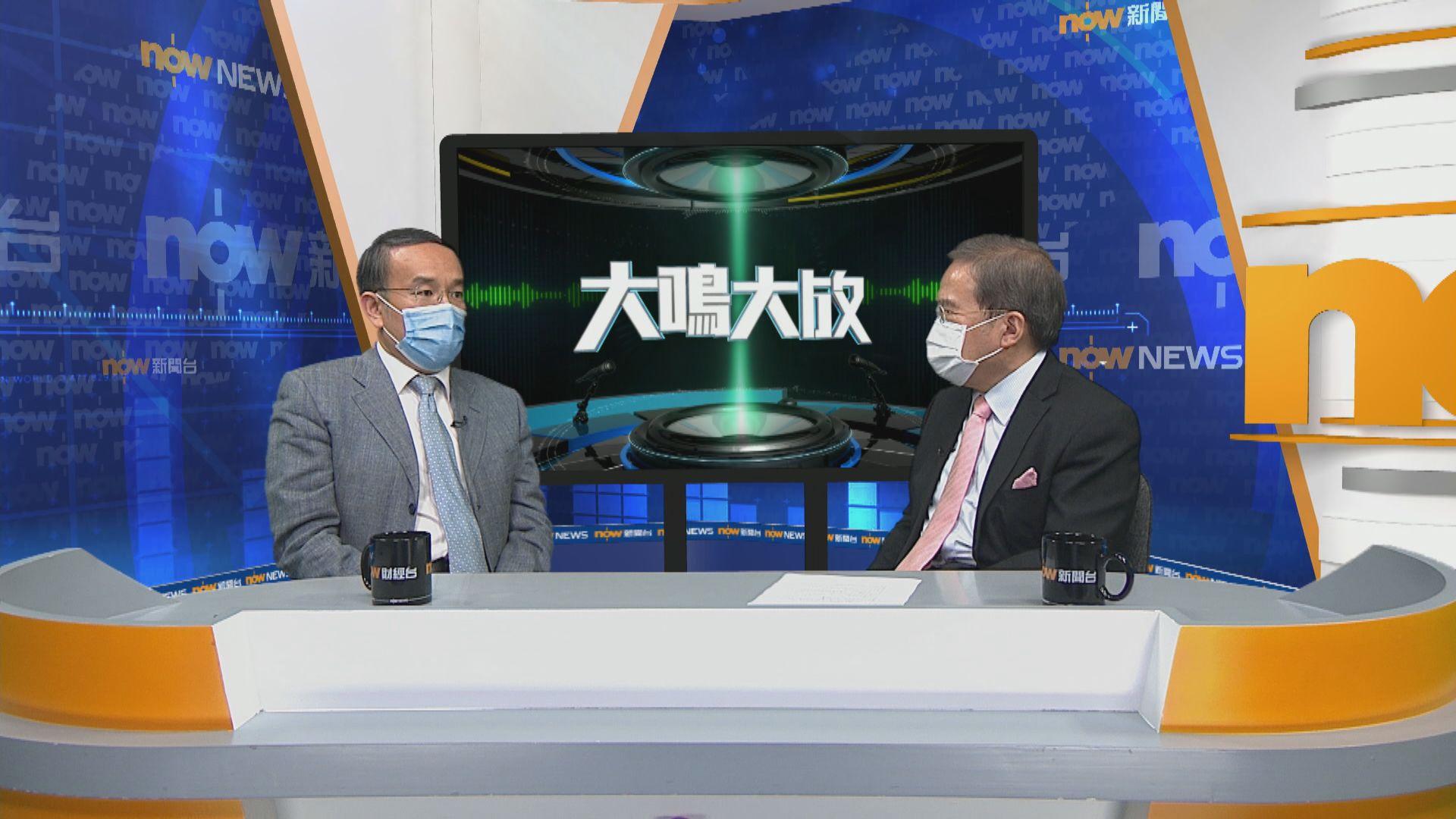 許正宇冀政府帶頭可鼓勵私人機構多發綠色債券