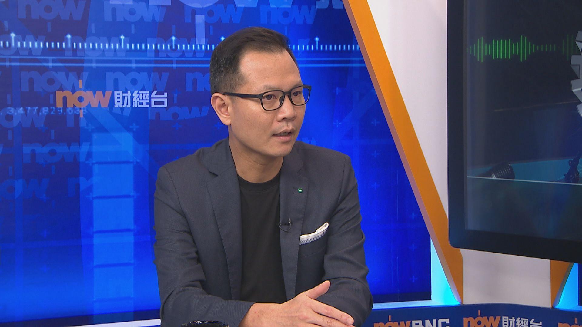 郭榮鏗:不希望美國改變香港政策法