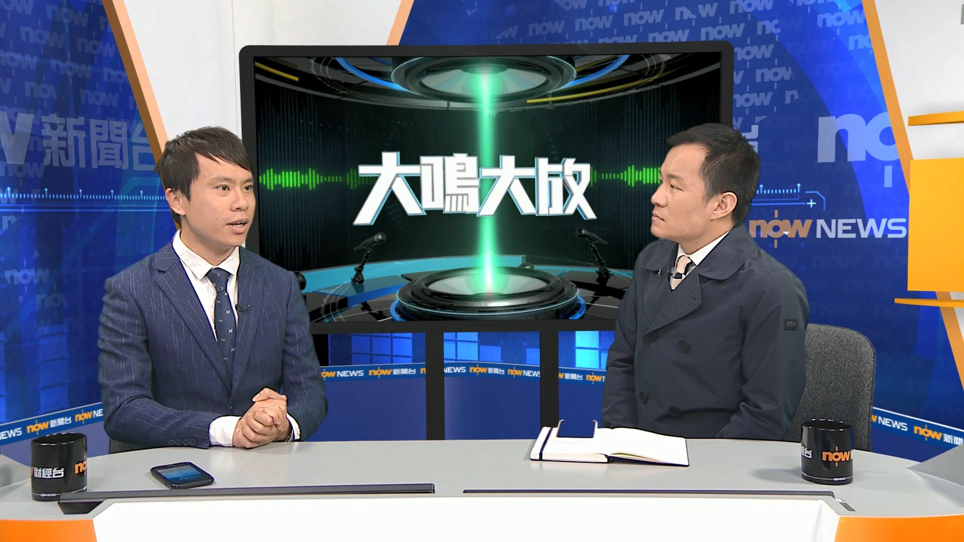 鄺俊宇:民主派要在地區工作交出政績