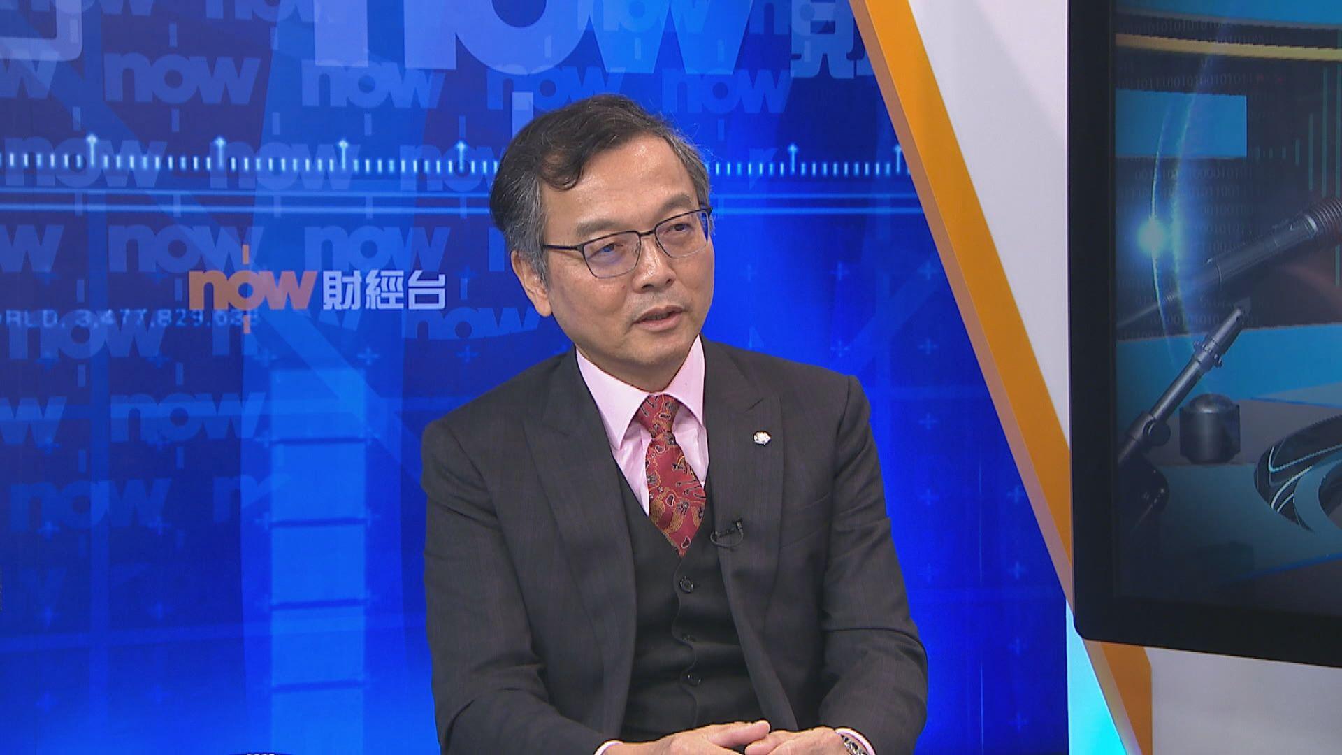 林正財:政府防疫重視專家意見 市民可放心